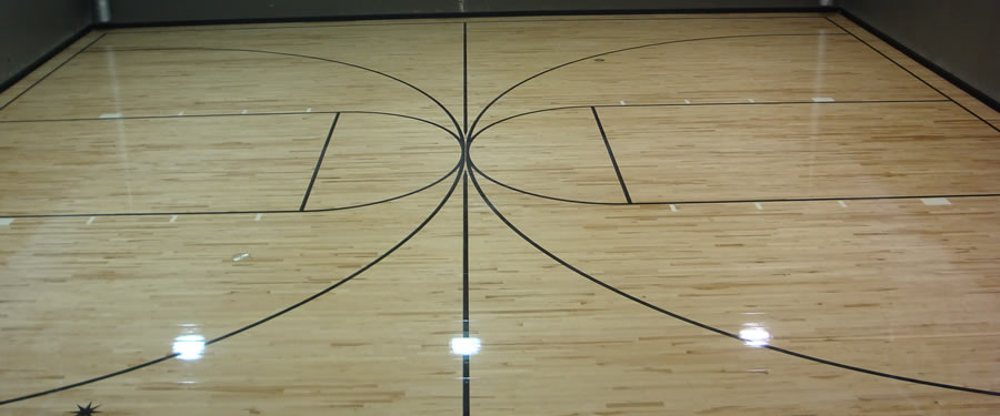 Residential Athletic Floors
